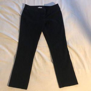 Ann Taylor loft pants. Size 4. Black